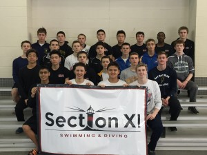 Section 11 Team photo